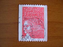 France  Obl  N° 3418 Cachet Rond Noir Roulette 420 - 1997-04 Marianna Del 14 Luglio