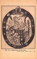 Mappemonde Du XIVe Siècle (dos Nu) - Maps
