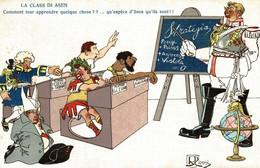 CPA - WW1 WWI Propaganda Propagande - KAISER - JONNI - Umoristica Satirica, Humour Satirique - NV - KV364 - Oorlog 1914-18