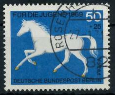 BERLIN 1969 Nr 329 Gestempelt X91DA76 - Used Stamps