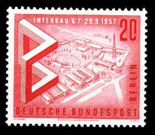 BERLIN 1957 Nr 161 Postfrisch S979802 - Unused Stamps