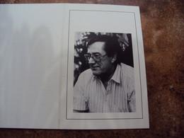 Doodsprentje/bidprentje  THEO ROOMS (Echtg Mariette BERKVENS)  Hamme 1934 - 1990 Beveren - Religión & Esoterismo