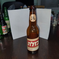 Israel-A Strong Amber Beer, Fresh-bazalt-(330ml)-(6.4%)-(15/9/21)good Bottle - Beer