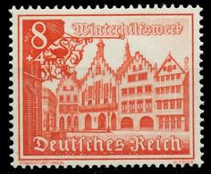 DEUTSCHES REICH 1939 Nr 734 Postfrisch X93A046 - Nuevos
