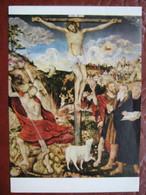 Weimar - Stadtkirche St. Peter Und Paul: Altarbild Von Lucas Cranach - Weimar