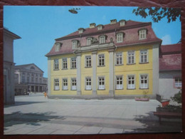 Weimar - Wittumspalais - Weimar
