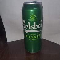 Polska-beer Cans-carlsberg-danish Pilsner-premium-1847-onwards-(1)-(5%)-(500ml)--good - Cans