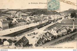 D22  LE LEGUE SAINT BRIEUC Vue Générale - Saint-Brieuc