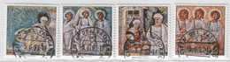 """Vaticano - 1990 - """"Caritas Internazionale"""" S. Cpl 4v Con Annullo 1° Giorno Di Emissione - Used Stamps"""