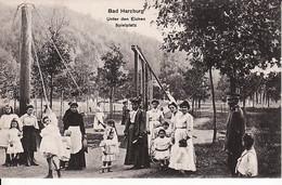 260253Bad Harzburg, Unter Den Eichen Spielplatz 1908 - Bad Harzburg