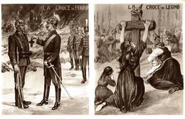 CPA - WW1 WWI Propaganda Propagande - KAISER - Umoristica Satirica, Humour Satirique - NV - KV390 - Oorlog 1914-18