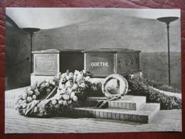 Weimar - Goethe- Und Schiller-Gruft - Weimar