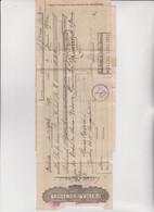 CAMBIALE  -  DI CAMBIO- BERLINO 1932.  CON MARCHE  TEDESCHE  ED  ITALIANE - Bills Of Exchange