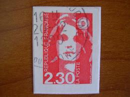 France  Obl  N° 2630 Cachet Rond Noir - 1989-96 Marianna Del Bicentenario