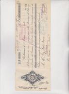 CAMBIALE  -   -  LISBONNE  1930 . CON MARCHE  ITALIANE - Bills Of Exchange