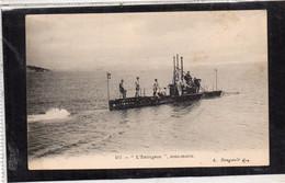 "Sous Marin ""L'esturgeon""  411 A Bougault - Submarines"