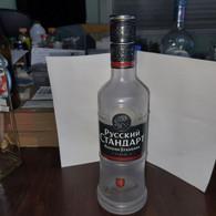 RuSSIA-VODKA-russian Standard-(500 Ml)-(40%)-used Bottle Glasse - Other Bottles