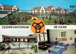 DE HAAN : Astmacentrum - Zeepreventorium - De Haan