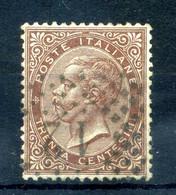 1863 REGNO N.19 USATO - Usati