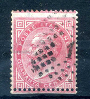 1863 REGNO N.20 USATO - Usati