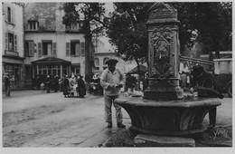 CONCARNEAU - Jour De Marché - Animé  -TBE - Concarneau