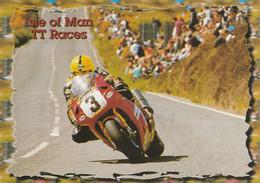 Isle Of Man Tt Races - Motorbikes