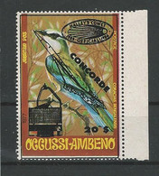 Occussi-Ambeno (Timor) - 1991 - Concorde - Giotto - Comète ** - East Timor