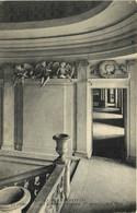 MAISONS LAFITTE Le Chateau Grand Escalier D'Honneur RV Beau Cachet Train Sanitaire N°19 P.L.M. - Maisons-Laffitte