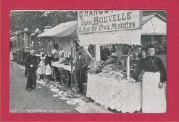 59 - LILLE -  FETE FORAINE -STAND CHARCUTERIE BOUVELLE - EDITION M.S & Cie - Lille