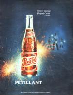 """PUB   """" PEPSI-COLA   """"  1961 ( 7 ) - Affiches Publicitaires"""