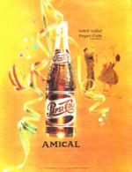"""PUB   """" PEPSI-COLA   """"  1961 ( 9 ) - Affiches Publicitaires"""