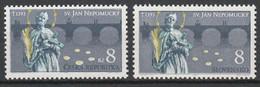 Slovaquie Rep. Tchèque 1993 Emission Commune Allemagne Jan Nepomuk Nemopucene Slovakia Czech Ceska Joint Issue - Emissioni Congiunte