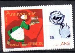France Yvert Et Tellier N° 3778Aa  Bécassine Adhésif Personnalisable Avec Logo APY - Gepersonaliseerde Postzegels