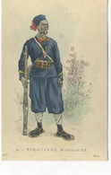 ILLUSTRATEUR - Paul KAUFFMANN - Tirailleur Malgache - Kauffmann, Paul