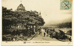 6878 -  Paris - LE  MARCHE  AUX  FLEURS  -  D'avant 1904 - Ambachten In Parijs