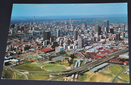Johannesburg - The Golden City, Transvaal - Afrique Du Sud