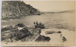 COTE D'AZUR - SANARY - Station Hivernale Et Balnéaire - Les Baux Rouges - Sanary-sur-Mer