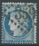 Lot N°60810    N°60, Oblit GC 359 Bayonne, Basses-Pyrénées (64) - 1871-1875 Ceres