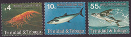 TRINIDAD & TOBAGO - Poissons, Crevette, Coquillage, World Food Day - MNH - 1983 - Trinité & Tobago (1962-...)