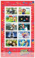 Collection Jeunesse  Héros De Jeux Vidéo - Mint/Hinged