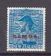 Samoa Administration Neo Zelandais 1914  Timbres Fiscaux Postaux Surcharges Yvert 78 * Neuf Avec Charniere - Samoa