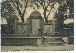 Erquelinnes Monument Aux Morts - Erquelinnes