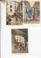 Reims  Trois Cartes De 1950 - 1950-59