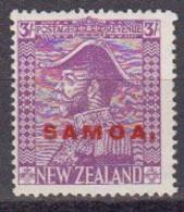 Samoa Administration Neo Zelandais 1914   Yvert 79 A * Neuf Avec Charniere - Samoa