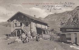 Alto Adige - Bolzano - Alpe Di Siusi  -  Prosliner Schwaige -  F. Piccolo - Viagg - Bella Animata - Altre Città