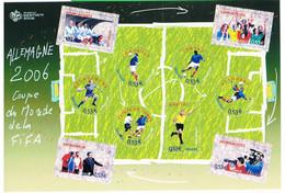 Coupe Du Monde De Football 2006 En Allemagne - Mint/Hinged