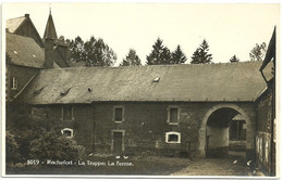 § -  ROCHEFORT  -  La Trappe : La Ferme - Rochefort