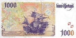 PORTUGAL P. 188a 1000 E 1996 UNC - Portugal