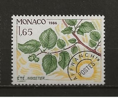 Monaco Préoblitéré Neuf  N°91 Noisetier Lot 49-36 - Prematasellado