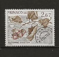 Monaco Préoblitéré Neuf  N°92 Noisetier Lot 49-37 - Prematasellado